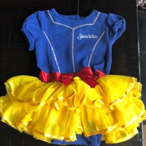 Snow White Costume 12 months